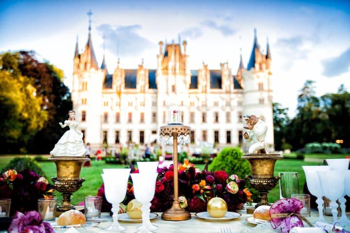Chateau Challain A Fairytale Castle Near Angers - Angers - Kastély