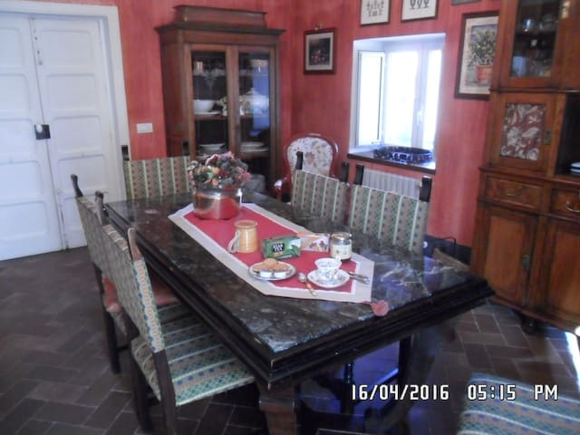 Holiday house LA GARDENIA in the historical center - Sant'Agata Dé Goti - Apartament