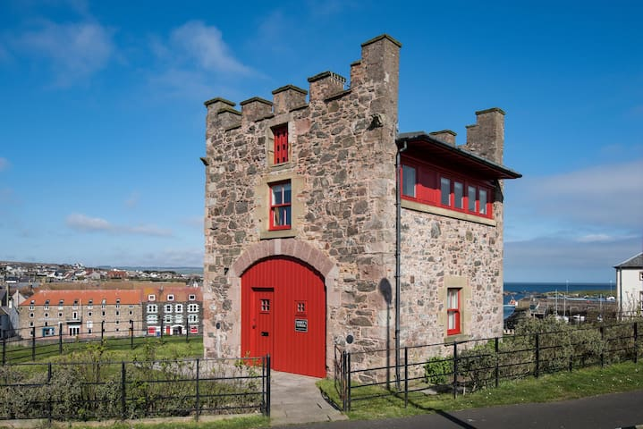 Nisbet's Tower - Eyemouth