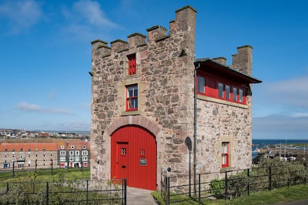 Nisbet's Tower - Eyemouth - Ev