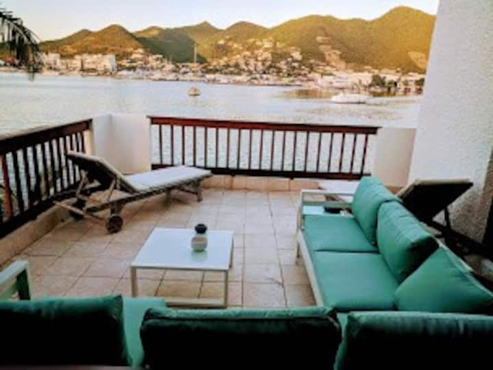 sint maarten simpson bay yatch club duplex