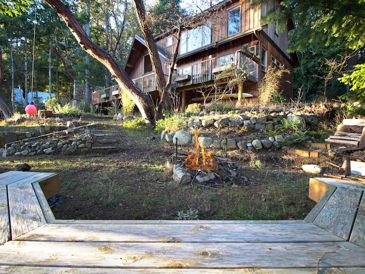 NEWLY LISTED! WATERFRONT! PRIVATE DOCK! Close to the Roche Harbor! (KWP)