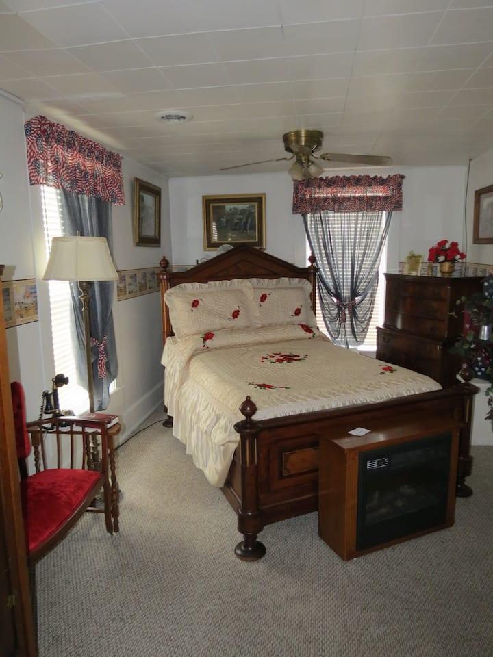 The Tappan House B&B Andrew's Americana Room
