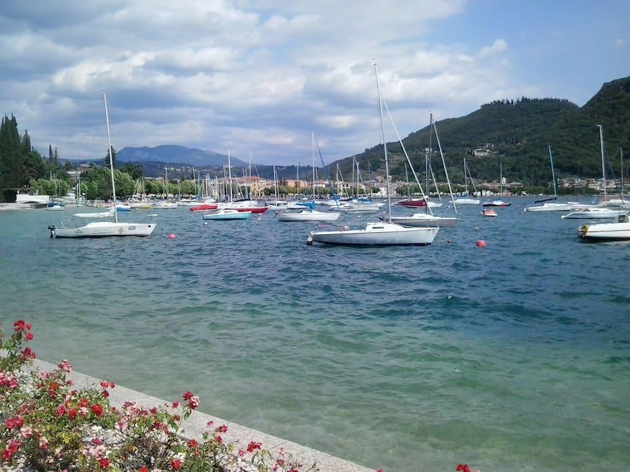 Alcune bellezze del Lago di Garda