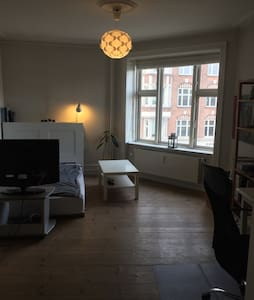 Big cosy room in Nørrebro for 2! - København - Apartment