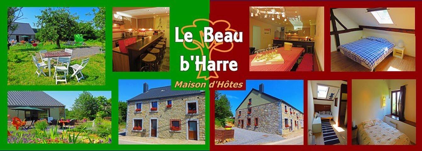 Le Beau b'Harre - Manhay - House