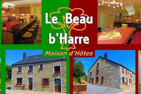 Le Beau b'Harre - Manhay - Haus