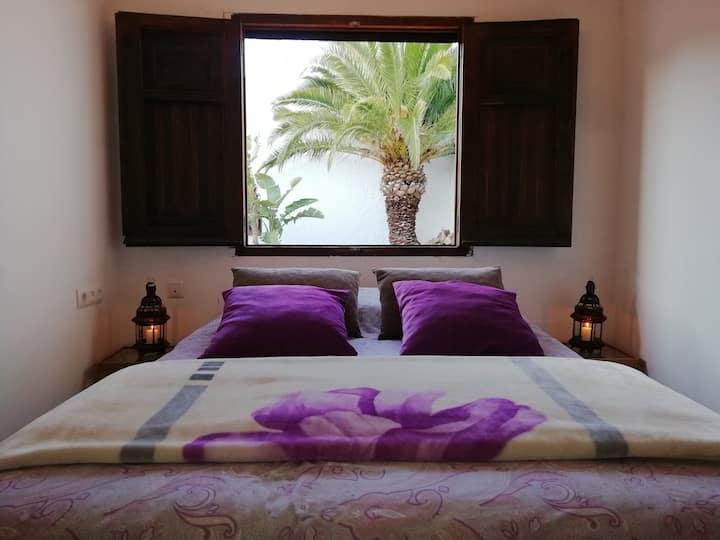 Apartment in beautiful rural villa in Almería