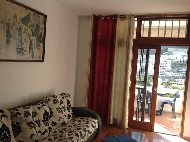 Wonderful 2 bedroom flat - Puerto Rico de Gran Canaria - Apartemen