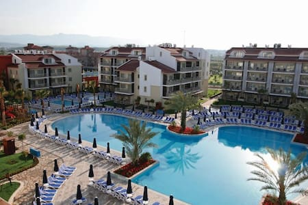 Tui Family Life Side by Barut Hotels - Manavgat