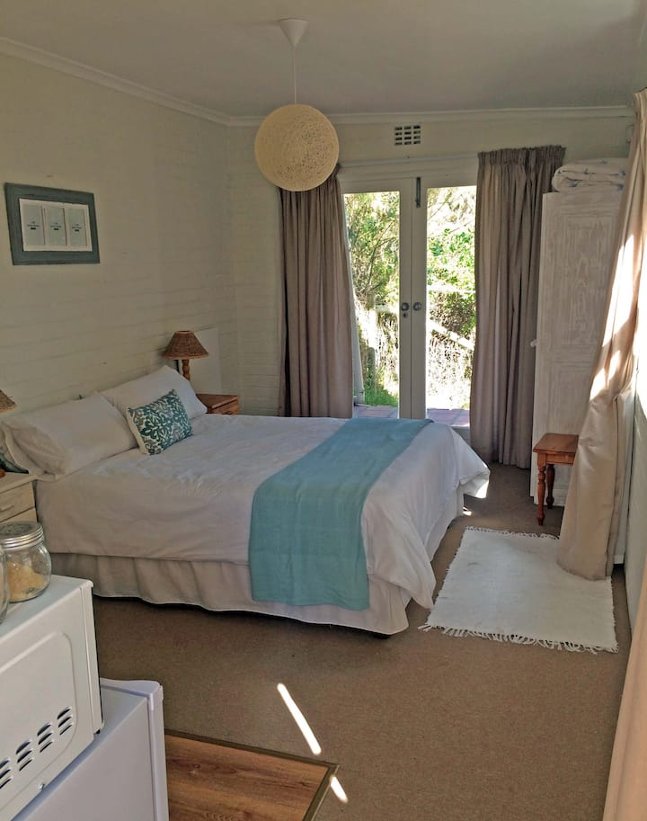 Light Double Room With Own Patio