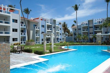 1 Block from Beach! 2BR Sleeps 6 - Punta Cana