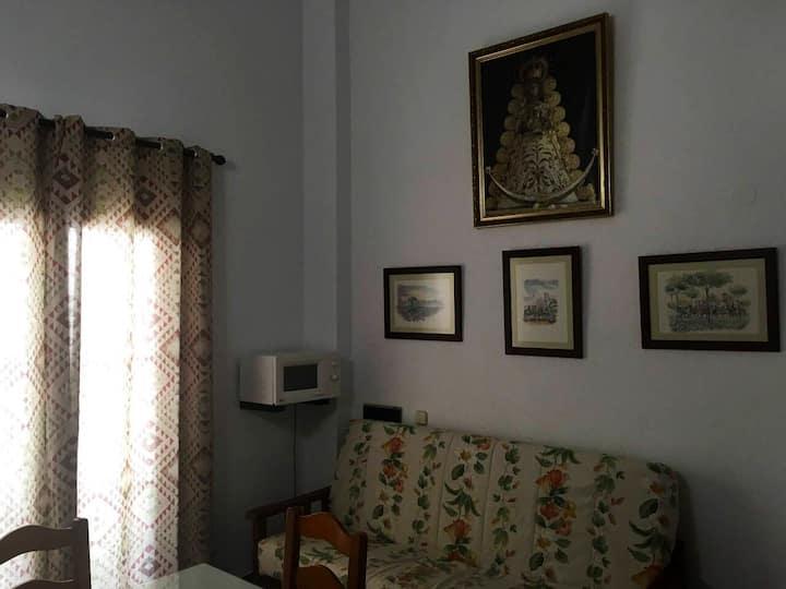 Bonito y acogedor apartamento-dúplex en El Rocío