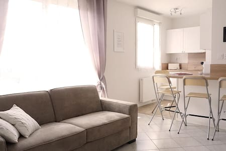 Studio near Disneyland Paris, Marne La Vallée - Bussy-Saint-Georges