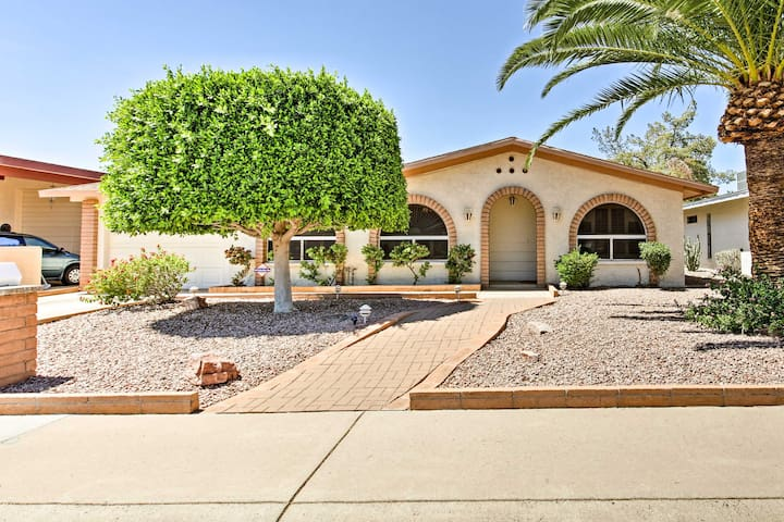 NEW! Updated Mesa Home w/Patio, Yard & Pool Access