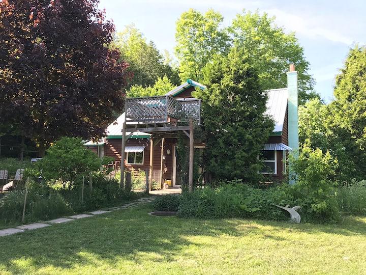 Little Chick Farm's Little House