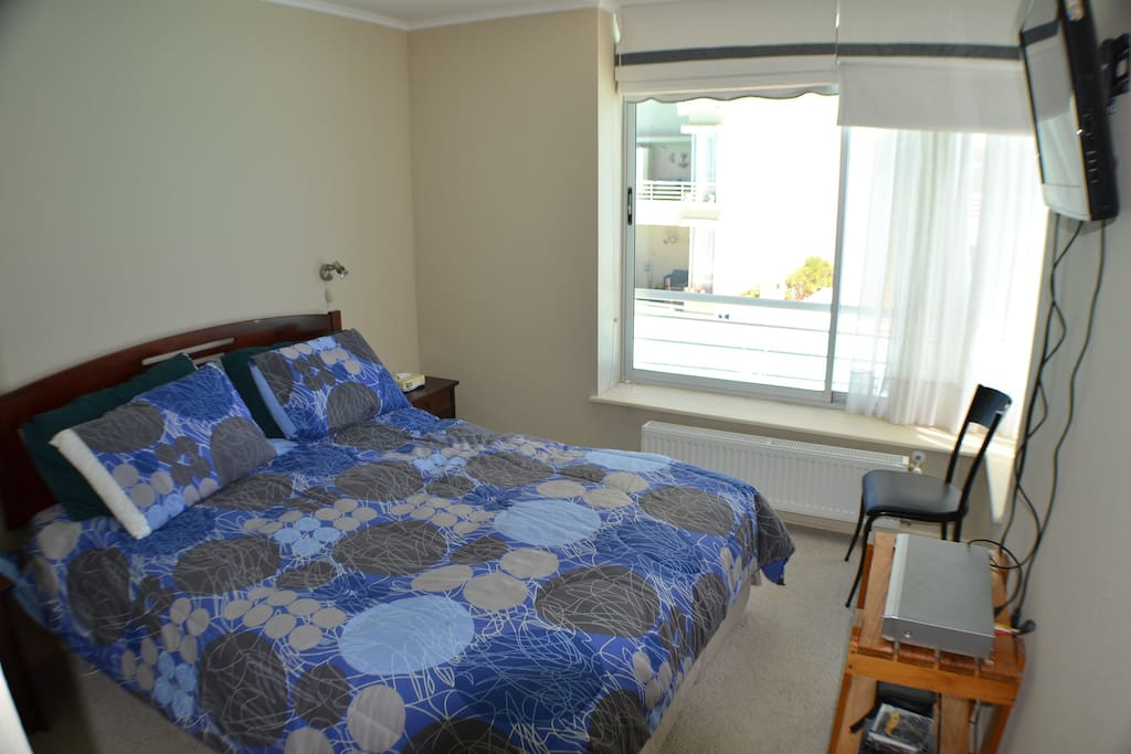 Dormitorio 1 - pieza matrimonial en suite