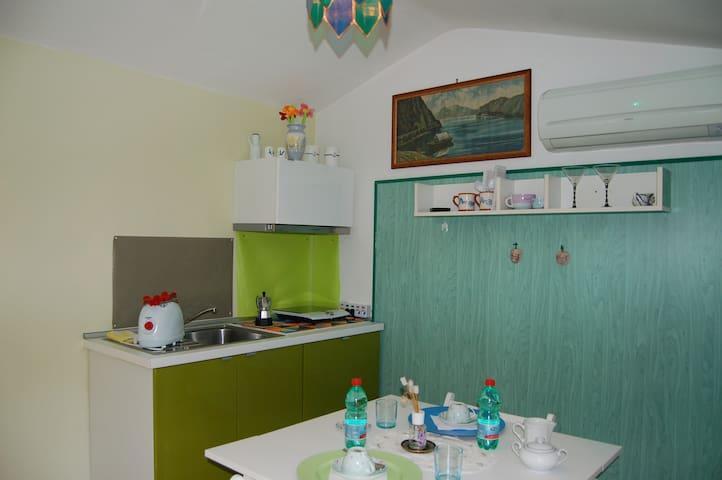 Appartamento Casita Verde - Fregene - Daire