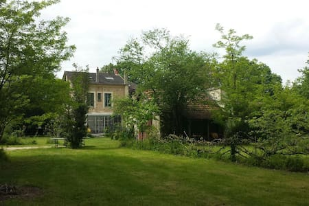 Artist house in the artist village - Barbizon - Villa