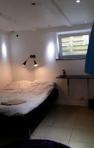 5. Clean Economy Basement Room - Odense - Bed & Breakfast
