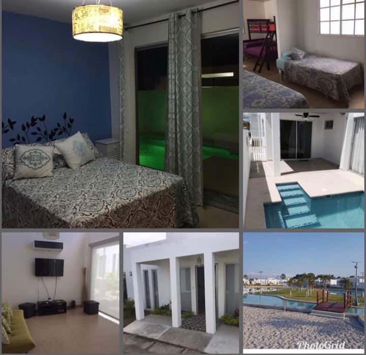 Un lugar todo en Uno. Ibiza Beach Residences
