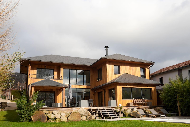 maison architecte gif sur yvette