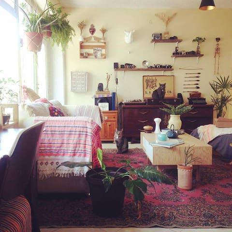 Cute & cozy room in beautiful flat, centric area