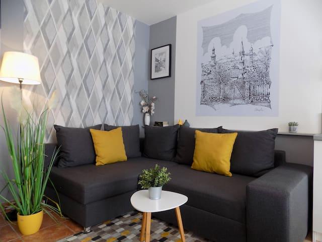 Fészek Apartman/ Flat in Lővérek