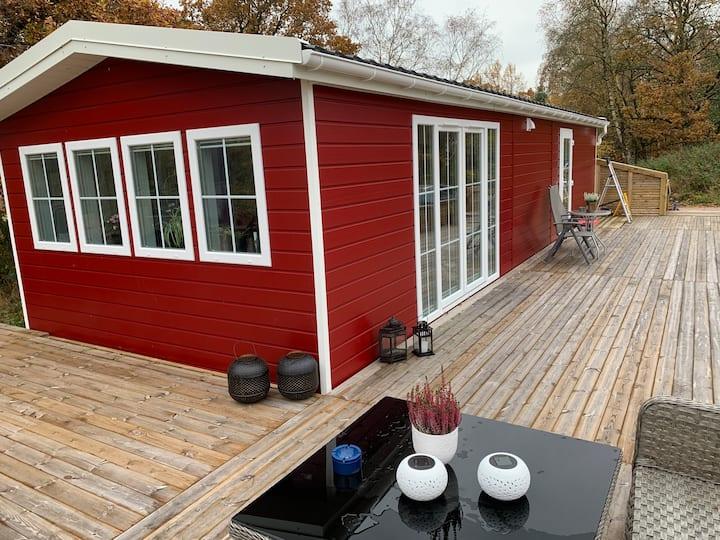 Gästhus på hästgård / Guesthouse on horsefarm