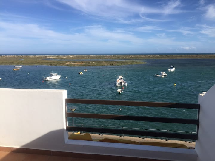 Cabanas Tavira - Best view