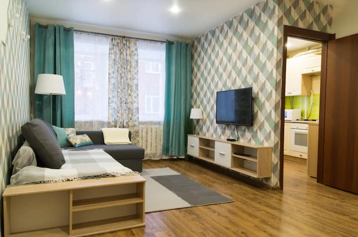 2-х комнатная квартира в центре рядом с Кремлем