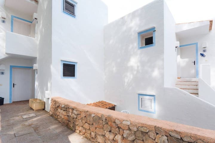 Renovated studio with lovely views in Cala Vadella - Sant Josep de sa Talaia - Apartemen