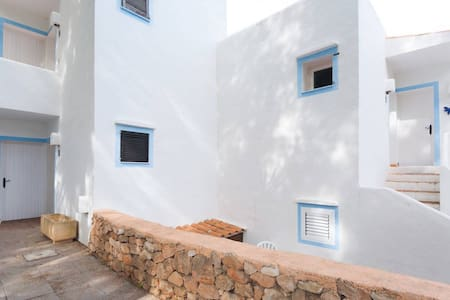 Renovated studio with lovely views in Cala Vadella - Sant Josep de sa Talaia - Leilighet