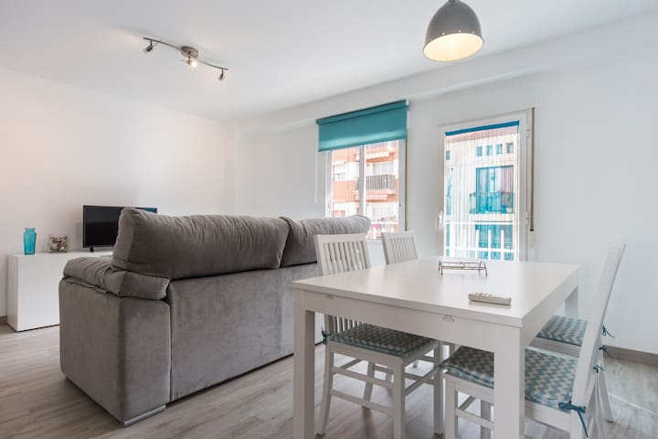 Apartment next to the beach - València - Huoneisto