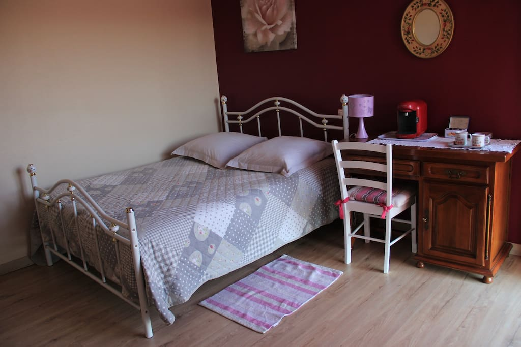 Chambre de 14m2 avec salle d 39 eau bed breakfasts te huur in biganos aquitaine limousin - Fotos van salle d eau ...