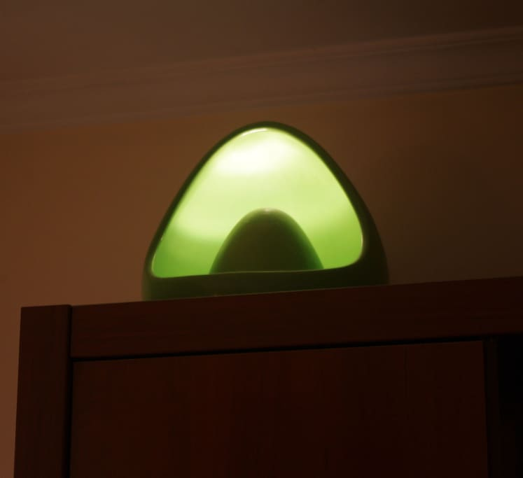 my 70's lamp