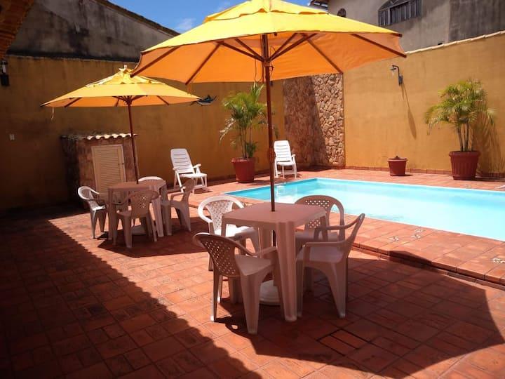 Casa c/ piscina, churrasqueira,Tamoios c. Frio RJ