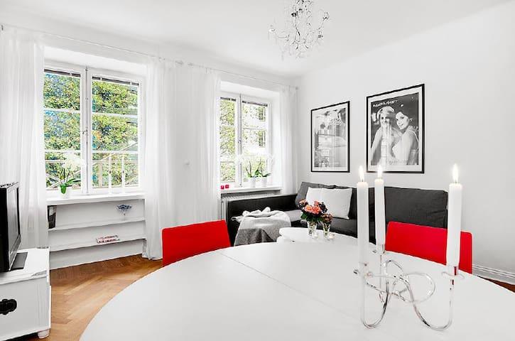 Central Stockholm Full Apartment - Estocolmo - Departamento