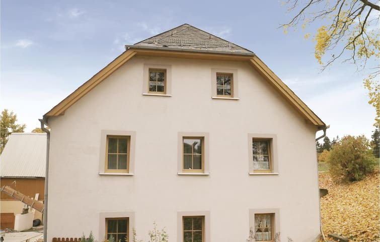 Holiday apartment with 2 bedrooms on 59m² in Schwarzenbach am Wald