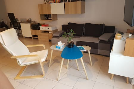 CERGY-Bel appartement 35m²|5mn RER A|30mn de Paris
