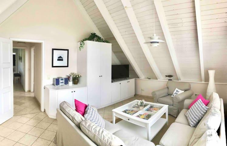 100 qm*Holiday cottage*Baltic Sea