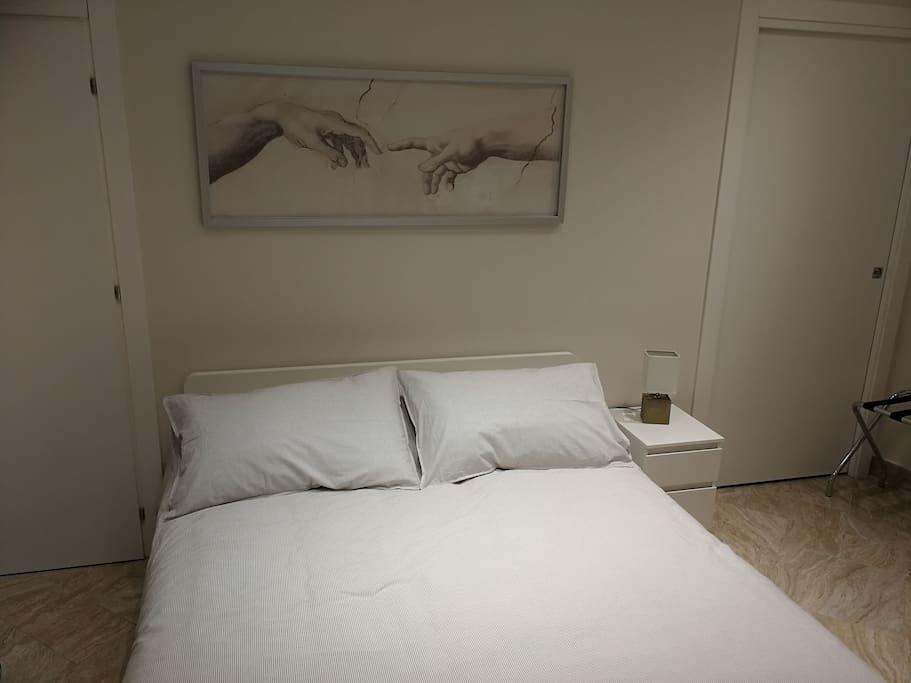 Stanza Deluxe, Letto King e Soggiorno con divano - Bed and ...