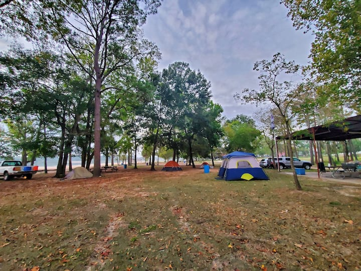 Exclusive Camp Ground 30 minutes from the city