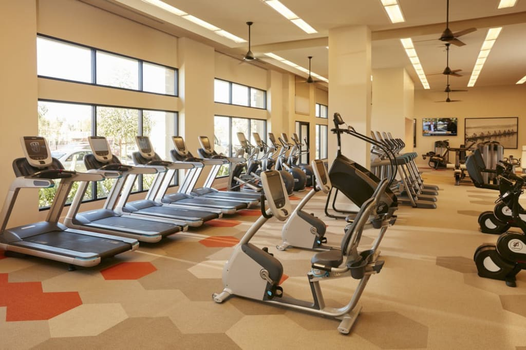 24/7 Guest Fitness Center
