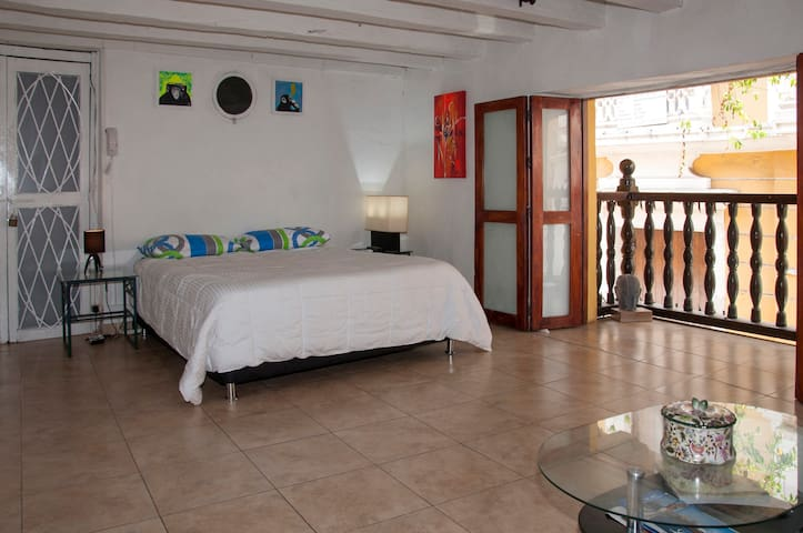 Charming Studio in Santo Domingo - Cartagena - Apartmen