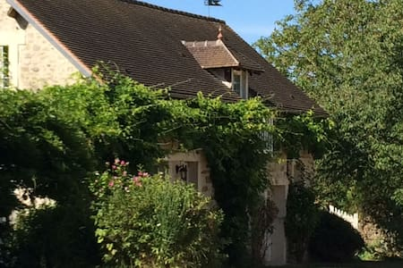 Bedroom close to Senlis and 45 mins from Paris - Fresnoy-le-Luat
