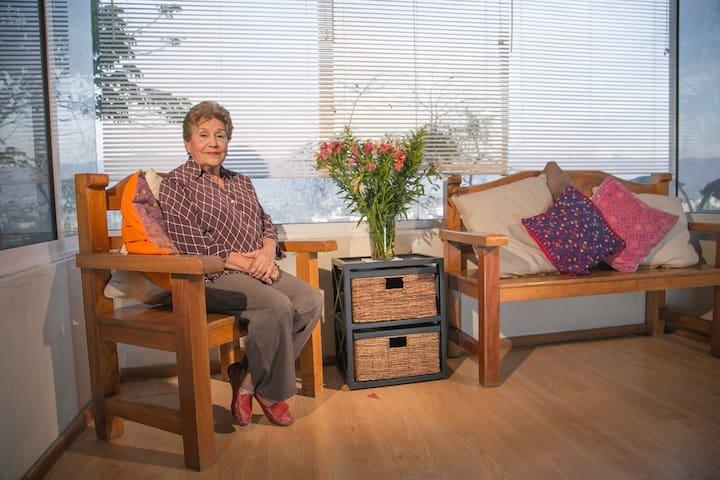 La casa de la abuela - Tuxtla Gutiérrez  - Apartment