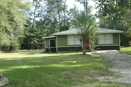 Rustic Conroe-Home away from Home - Conroe
