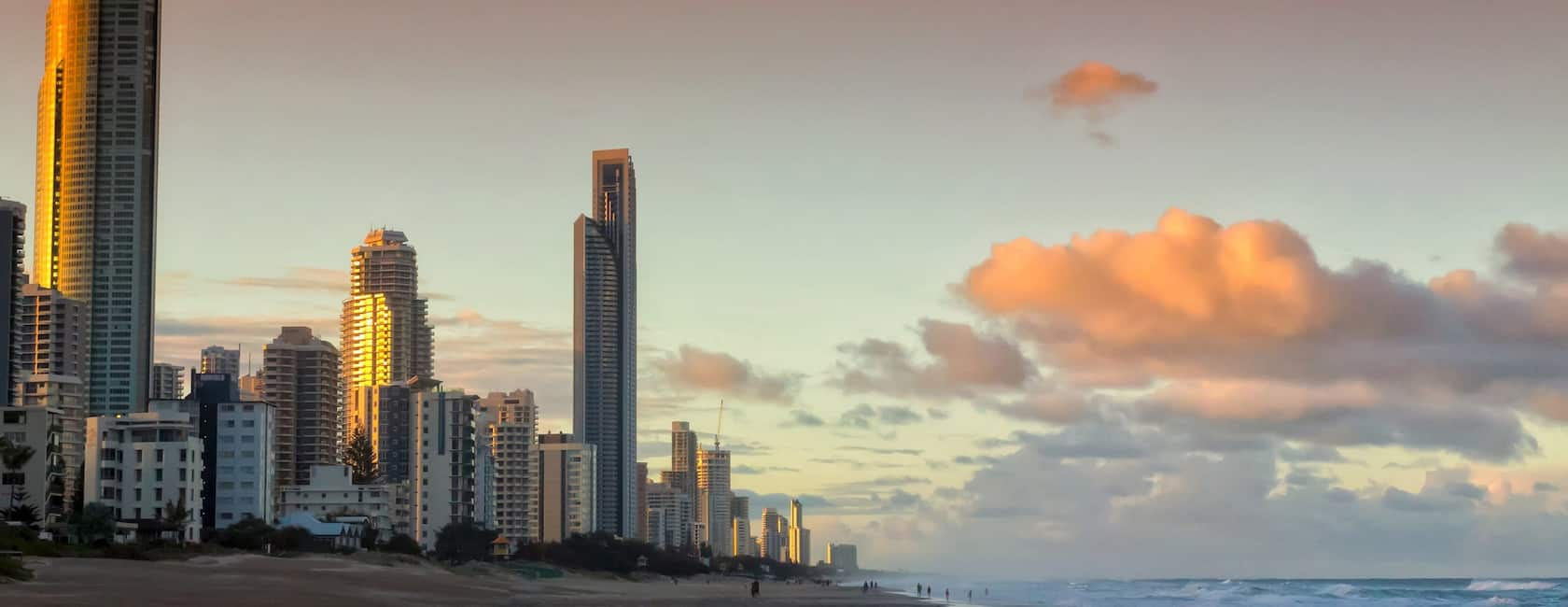Holiday rentals in Broadbeach