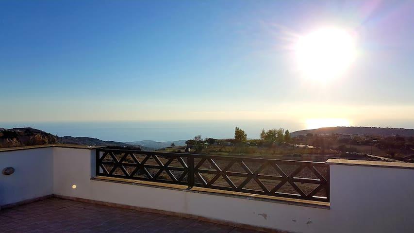 Villa Mediterranean Breeze-Peyia_kathikas view